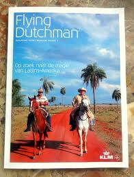 Flying Dutchman magazine door KLM Nederland